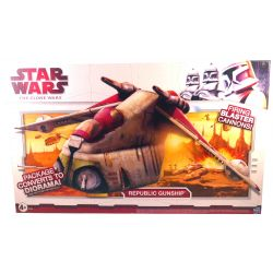 Star Wars The clone War Republic Gunship