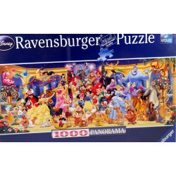 Disney Group puzzle 1000 pcs