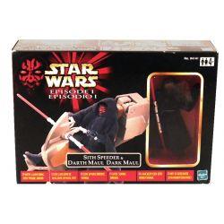 Star Wars Darth Maul & Sith Speeder