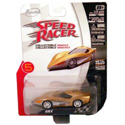 Jada Speed Racer GRX Collector Item
