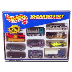 Hot Wheels 10 Car Gift Set