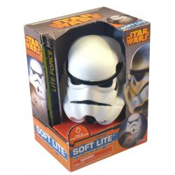 Star Wars Night Lamp Soft Lite Storm Trooper