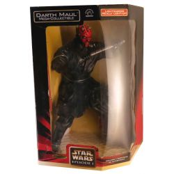 Star Wars Darth Maul Mega Collectable figure limited edition