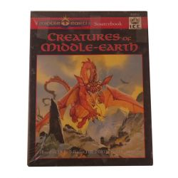 Creatures of Middel Earth Sourcebook  Ed. 2012