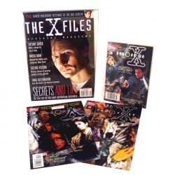 X Files Package incl. 1 special edition