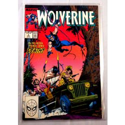 Wolverine Vol2 ed. 5 Hunter's Moon!