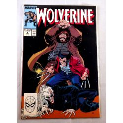 Wolverine Vol2 ed. 6 Hunter's Moon!