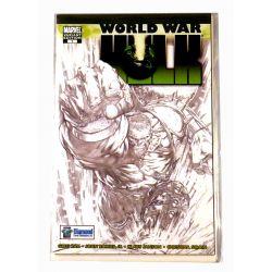 World War Hulk ed. 1 Diamond Anniversary Variant