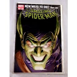Amazing Spiderman vol 1 ed 568 Special Cover