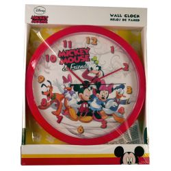 Mickey Mouse & Friends clock