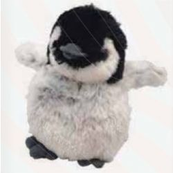 Small Animal Plush Penguin