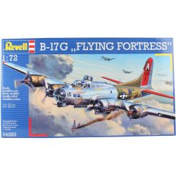 Plane B-17G Flying Fortress  Model Kit 04283
