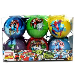 Marvel Super heroes chrismas ornament set