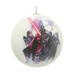 Star Wars Ornament Darth Vader and Stormtroopers