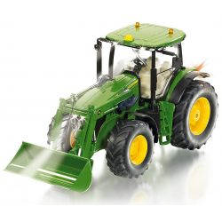 John Deere with remote control