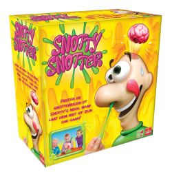 Goliath family game snotty snort