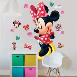 Minnie Mouse Sticker Wallpaper: 50 x 120 cm