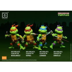 Teenage Mutant Ninja Turtles: Mini Series 4-pack