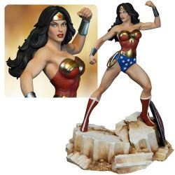 Tweeterhead Wonder Woman Super Powers Statue