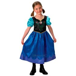 Disney Frozen Anna Costume kids