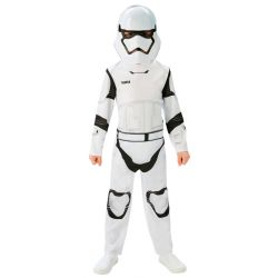 star wars storm trooper costume child M