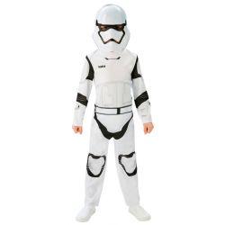 star wars storm trooper costume child M