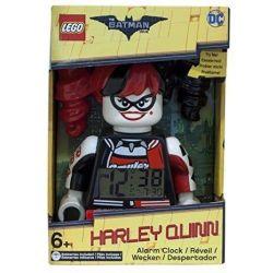 Lego Alarm clock Batman Harley Quinn