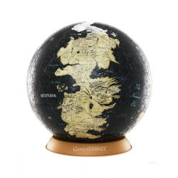 Game of Thrones 3D Globe Puzzle Unknown World 540 pc