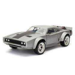 Fast and the Furious 8 Diecast Model 1:24 Dom's Ice Charger