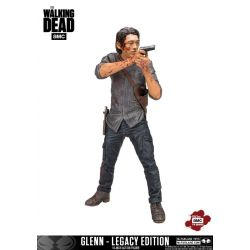 The Walking Dead TV Glenn Deluxe Figure Legacy Edition