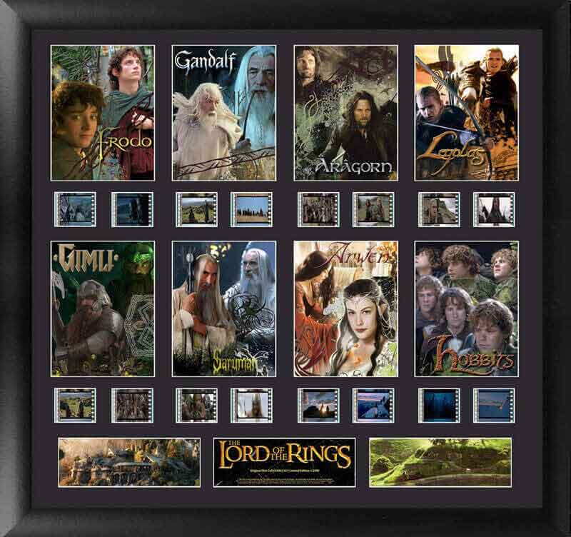 The addictive power of The Lord Of The Rings